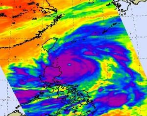 NASA Image from Songda